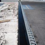 Toepassing bitumen membraan