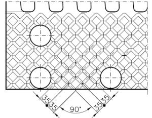Voorbeeld profilering vingerplaat