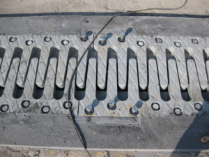 Voorbeeld profilering vingerplaat (Mageba )