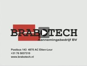 Brabotech vervangt 650 meter voegovergang